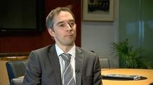 Interview - Central Bank's Chief Economist Lars Frisell