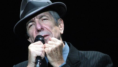 Mr Cohen special on RTÉ Radio One tonight