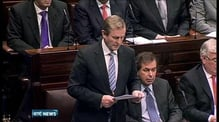 Tributes paid in Dáil to Det Garda Adrian Donohoe