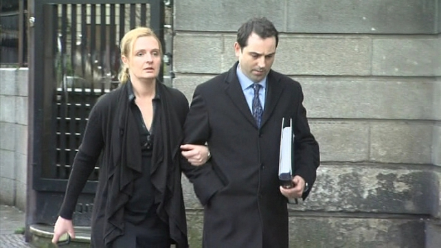 Ciara Quinn told the Commercial Court that she has no documents concerning certain withdrawals