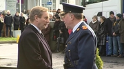 Enda Kenny said the report clearly found he had not dismissed or sacked Martin Callinan