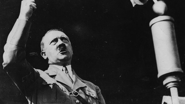 Adolf Hitler became German Chancellor on 30 January 1933