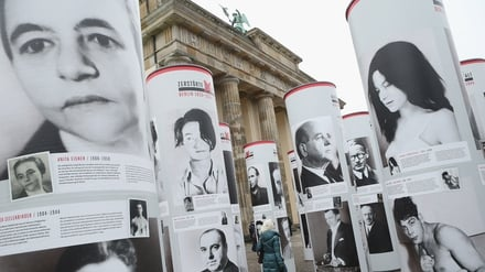 An exhibition on Berlin's Jews coincides with the 80th anniversary of Hitler's assumption of power