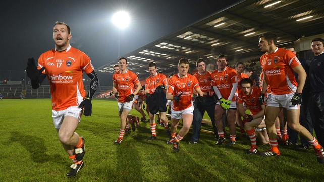 Armagh have been banging in the goals in this year's league campaign