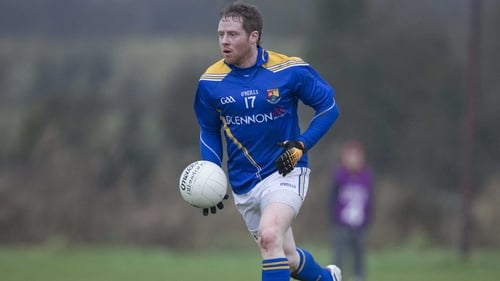 Sean McCormack starred for Longford as they comfortably beat Limerick