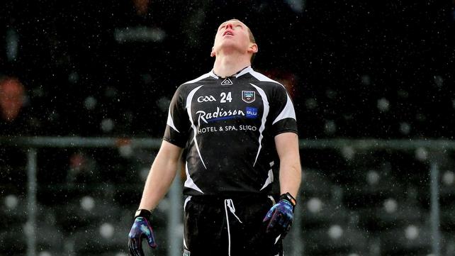 Adrian Marren hits some vital scores as Sligo held on against Antrim