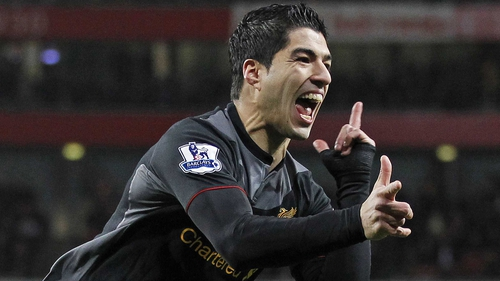 Luis Suarez's future remains unclear