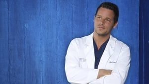 "Justin Chambers as Dr Alex Karev - ""There's no good time to say goodbye to a show and character that's defined so much of my life for the past 15 years"""
