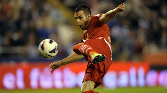 Alvaro Negredo aka the Beast of Vallecas scored 31 goals in all competitions for Seville last season
