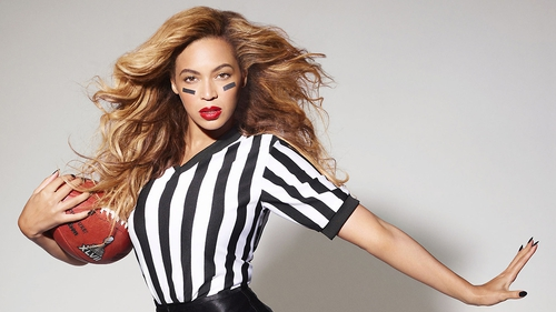 Beyoncé will be performing at tonight's Super Bowl