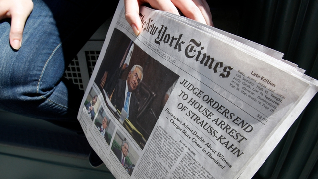 New York Times targeted in a series of cyber attacks