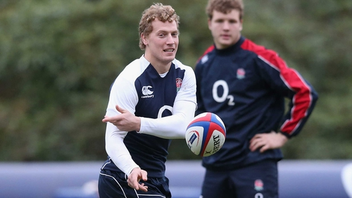 Billy Twelvetrees has been drafted into the Lions squad