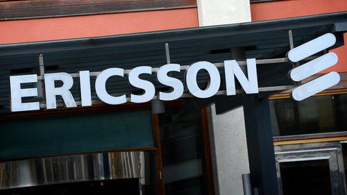 Ericsson missed Q1 sales and profit forecasts due to continued weak demand in North America and Japan