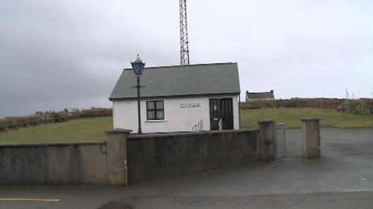 Seán Ó Loinsigh, Cathaoirleach Comhairle Ceantair na nOileán.