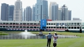 Sterne hits 62 to take Dubai lead