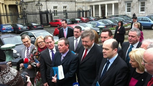 Fine Gael backbenchers and abortion