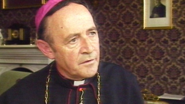 Dr Joseph Cassidy was appointed Archbishop of Tuam in 1987