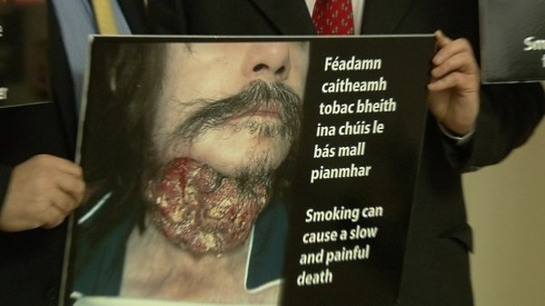 It is hoped that smokers will consider quitting