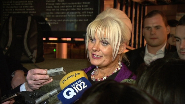 Fiona Doyle said the Taoiseach agreed to take her requests on board