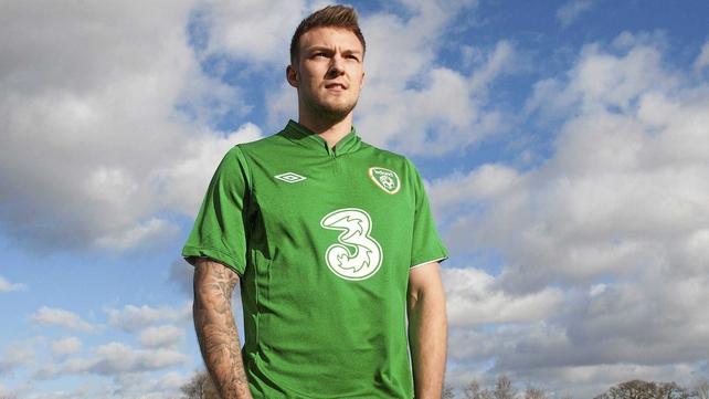 Anthony Pilkington: 'As soon as Ireland did get in touch, that's when I made my mind up that I wanted to play for them'