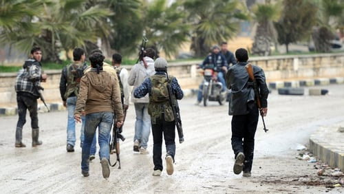 Policy changes towards Syrian rebels will be discussed as part of US Secretary of State's tour