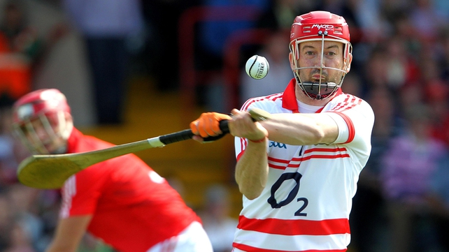 Donal Óg Cusack won three All-Ireland SHC titles with the county