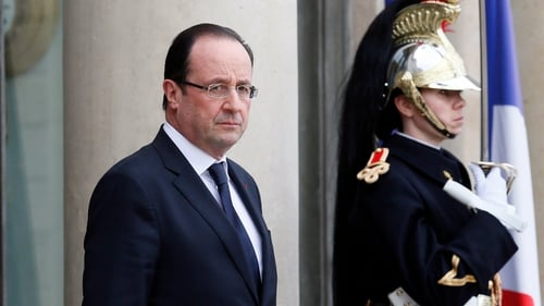 Francois Hollande said a euro zone economic government would 'start the convergence of social policies'