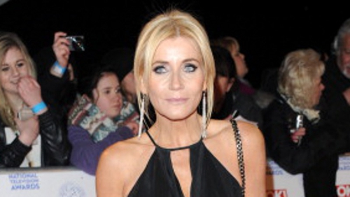 Michelle Collins plays Stella Price on Corrie