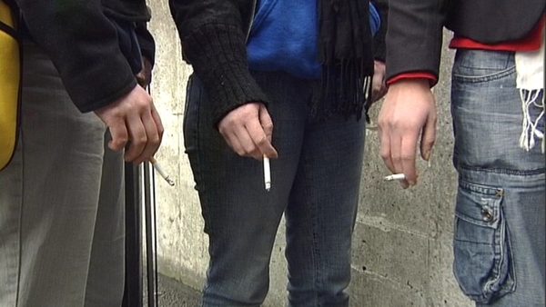 James Reilly said smoking is the leading cause of preventable death in Ireland