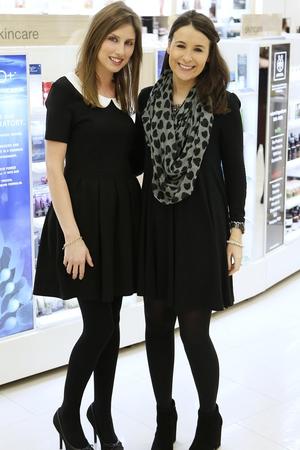 Ciara O'Connell and Nadia Pallas Pettitt