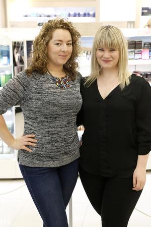 Rosemary McCabe and Sarah Lanagan