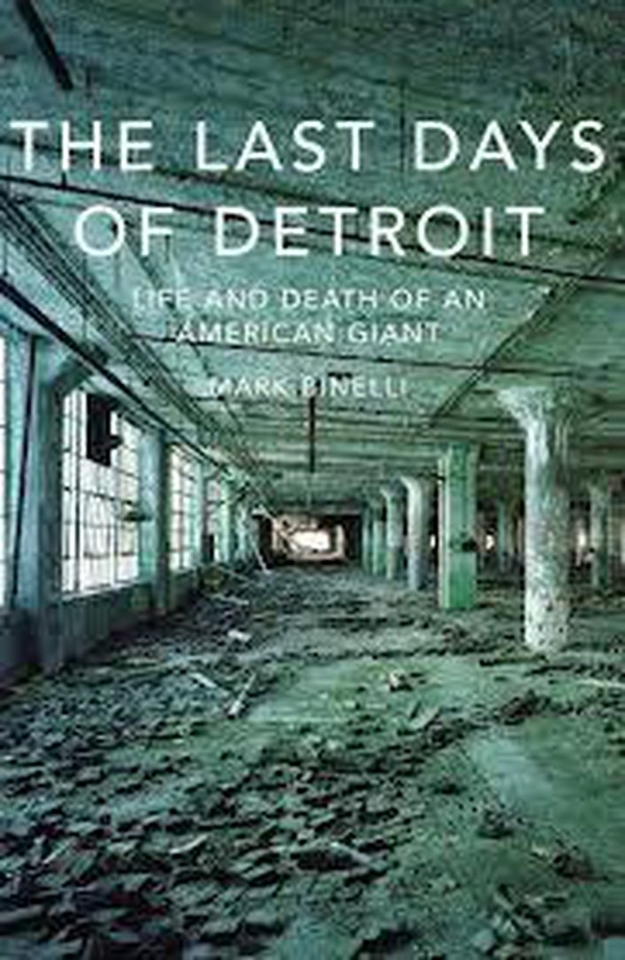 Book - The Last Days of Detroit