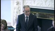 Senator Martin McAleese annouces resignation from Seanad