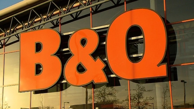 Four investors and parent company interested in B&Q Irish operations