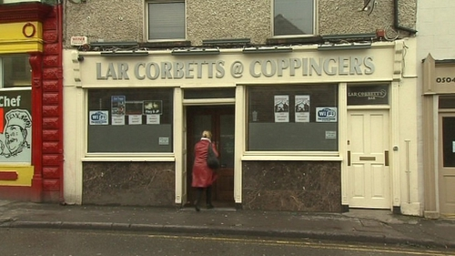 The pub is owned by former Tipperary hurling star, Lar Corbett