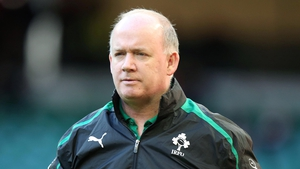 Declan Kidney heavily linked with now vacant position at London Irish
