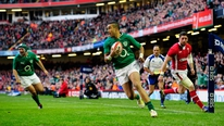 Ireland's Simon Zebo updates Marian Finucane on his injury and talks about his season to date.