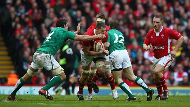 Ian Evans still believes Wales can retain the Six Nations