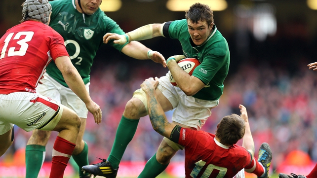 Peter O'Mahony should be fit for the England clash on Sunday