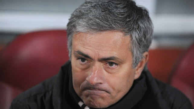 Jose Mourinho has said he is responsbile for the defeat to Granada