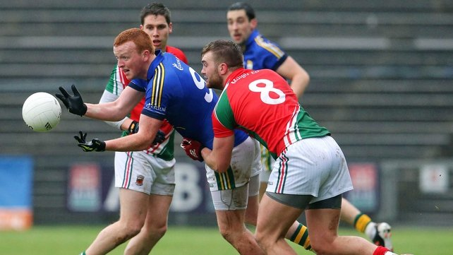 Kerry failed to register a score in the second half in Castlebar
