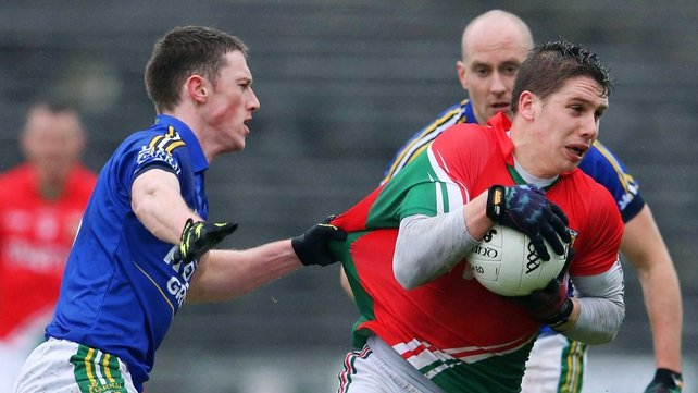 Mayo held Kerry scoreless for entire second half