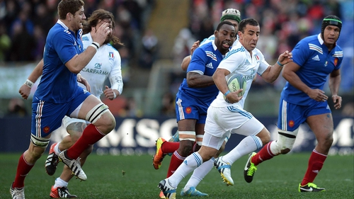 Luciano Orquera delivered a Man of the Match performance as Italy defeated France