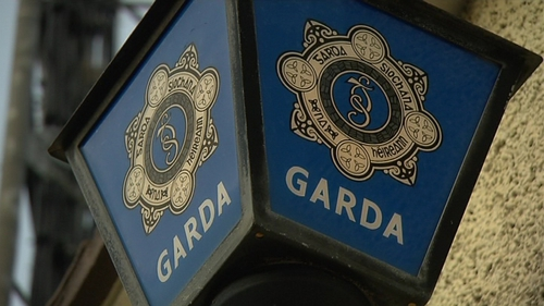The items were stolen from a private storage facility in Limerick