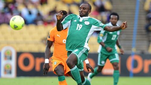 Sunday Mba hit Nigeria's winner