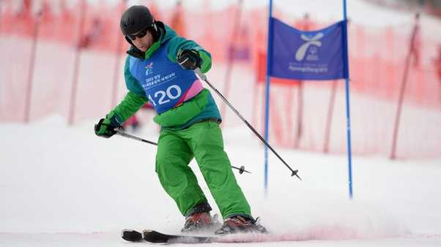 More success for the Irish on the South Korea slopes on Sunday