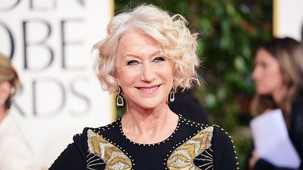 Mirren - To play French chef in The Hundred-Foot Journey