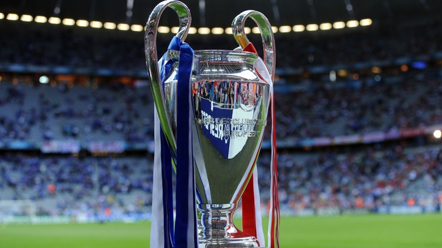 Europol said two Champions League games were fixed