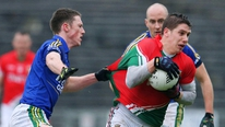 Seamus O'Shea was more than happy with Mayo's defeat of Kerry.