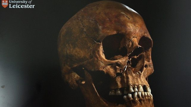 King Richard III was exhumed in September last year